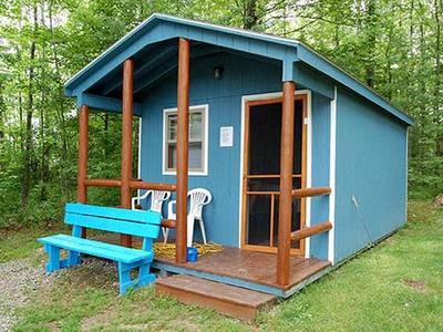 Campers Haven Cabins
