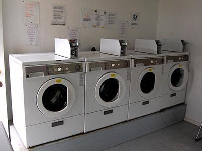Campers Haven Laundry Room