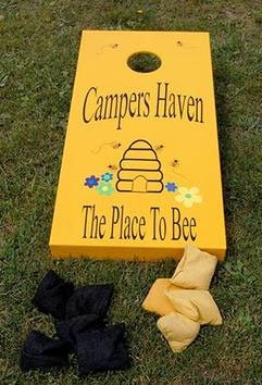 Campers Haven Cornhole