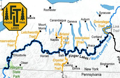 Finger Lakes Hiking Trail