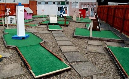 Campers Haven Miniature Golf Course